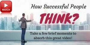 Success and how to be confident